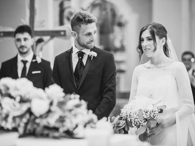 Il matrimonio di Andrea e Beatrice a Gropello Cairoli, Pavia 36