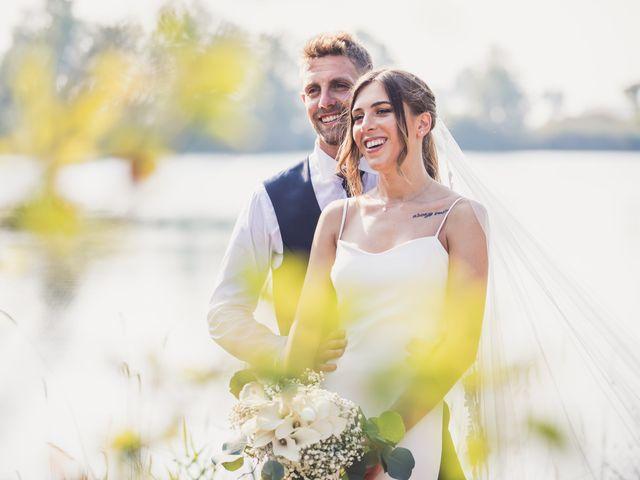 Il matrimonio di Andrea e Beatrice a Gropello Cairoli, Pavia 48