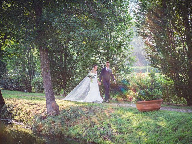Il matrimonio di Andrea e Beatrice a Gropello Cairoli, Pavia 54