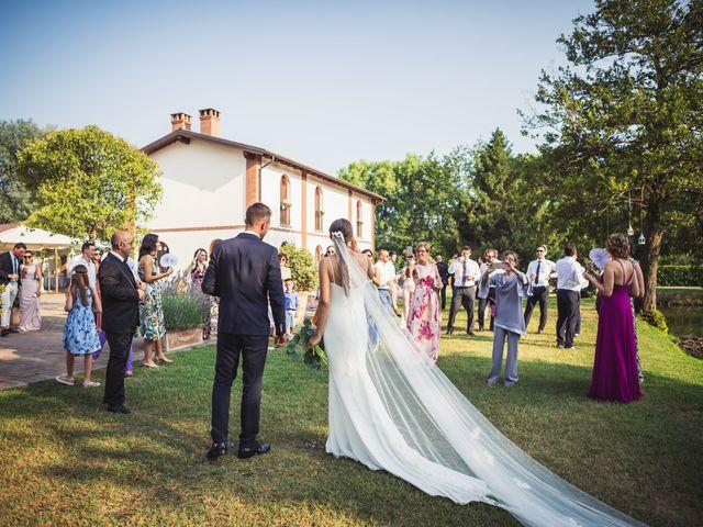 Il matrimonio di Andrea e Beatrice a Gropello Cairoli, Pavia 56