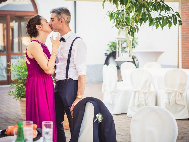 Il matrimonio di Andrea e Beatrice a Gropello Cairoli, Pavia 58