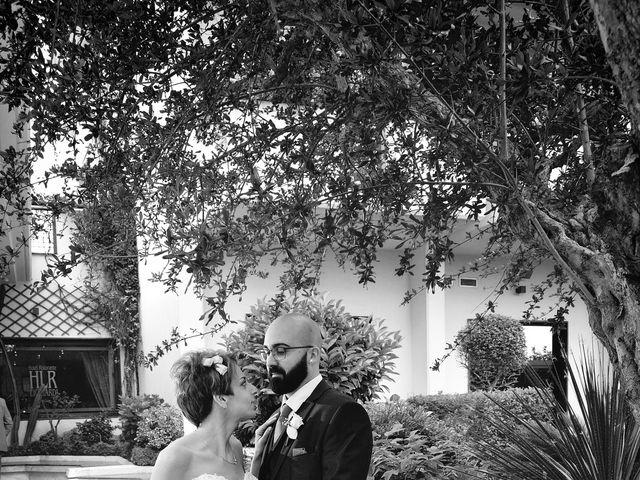 Il matrimonio di Mattia e Danielle a Apice, Benevento 9