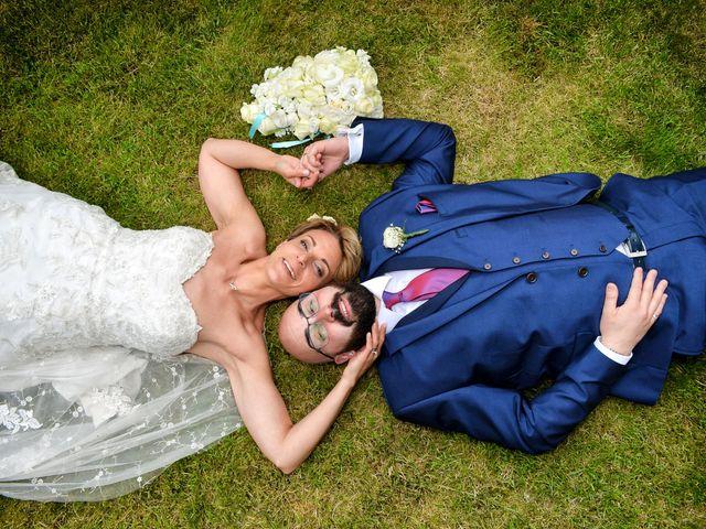 Il matrimonio di Mattia e Danielle a Apice, Benevento 12