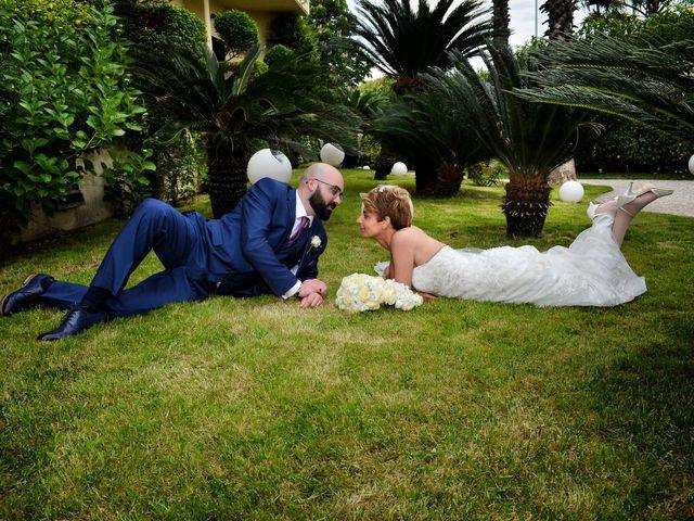 Il matrimonio di Mattia e Danielle a Apice, Benevento 13