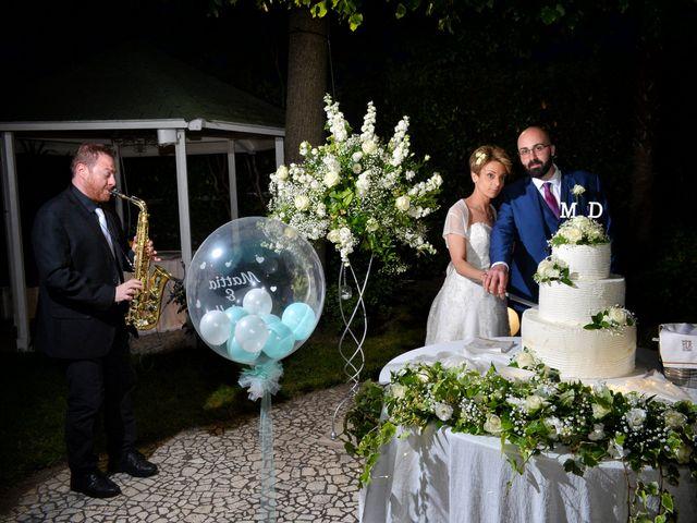 Il matrimonio di Mattia e Danielle a Apice, Benevento 14