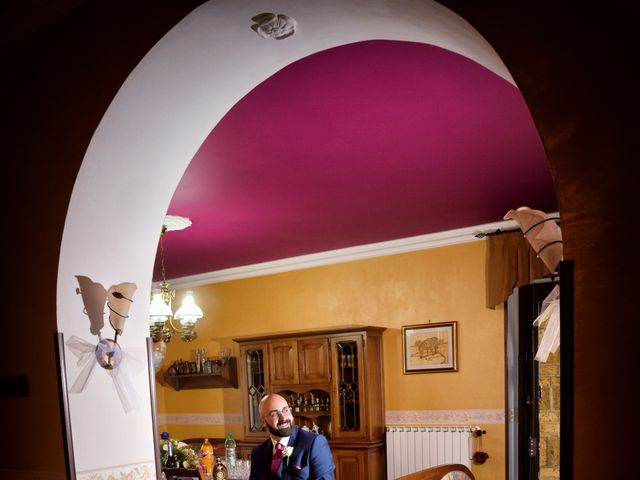 Il matrimonio di Mattia e Danielle a Apice, Benevento 15