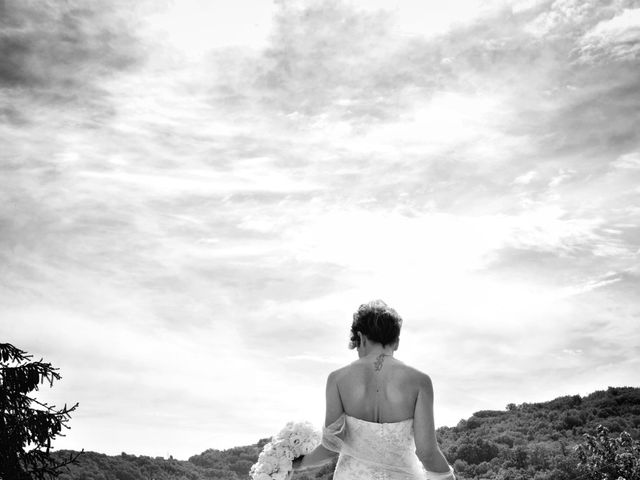 Il matrimonio di Mattia e Danielle a Apice, Benevento 18
