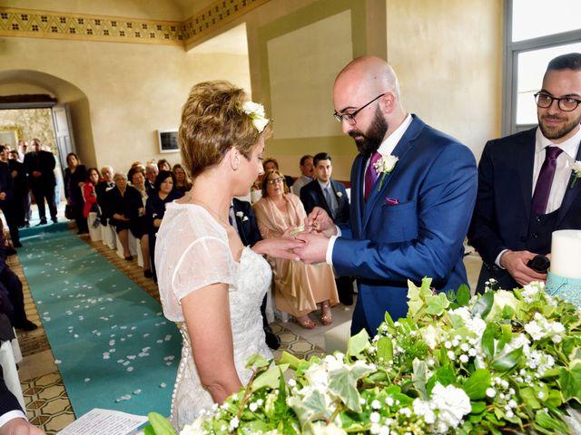 Il matrimonio di Mattia e Danielle a Apice, Benevento 23