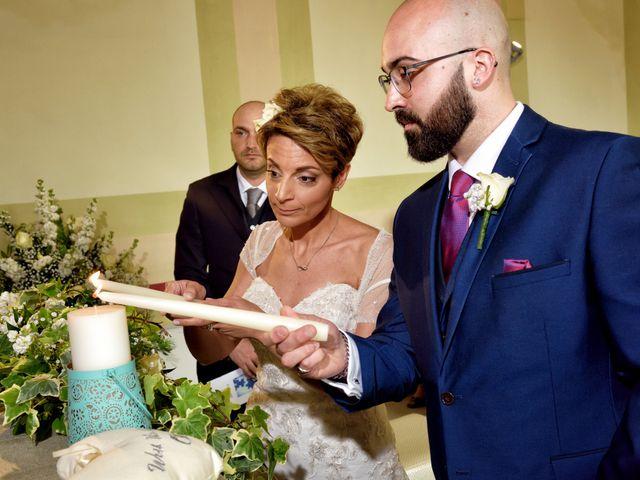 Il matrimonio di Mattia e Danielle a Apice, Benevento 24