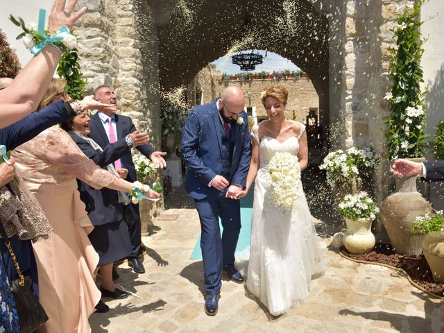 Il matrimonio di Mattia e Danielle a Apice, Benevento 26