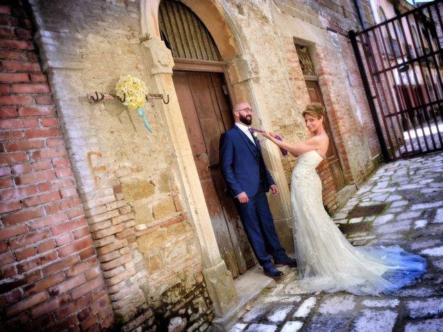 Il matrimonio di Mattia e Danielle a Apice, Benevento 28