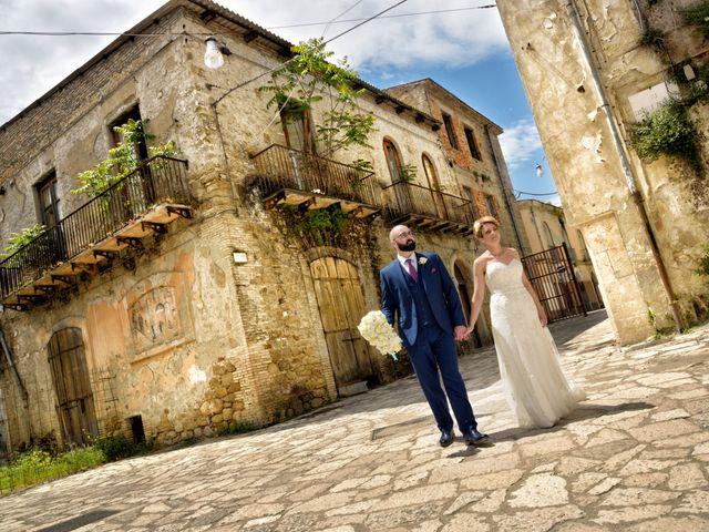 Il matrimonio di Mattia e Danielle a Apice, Benevento 29