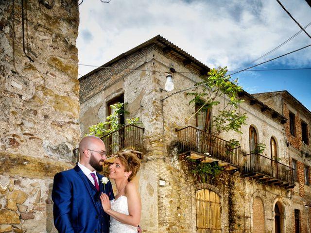 Il matrimonio di Mattia e Danielle a Apice, Benevento 30