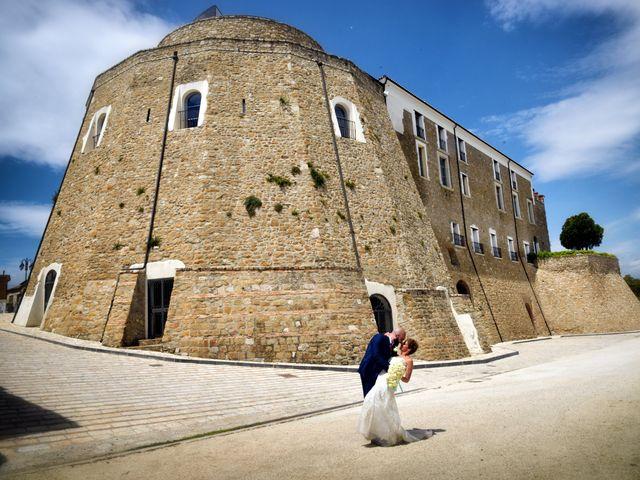 Il matrimonio di Mattia e Danielle a Apice, Benevento 31
