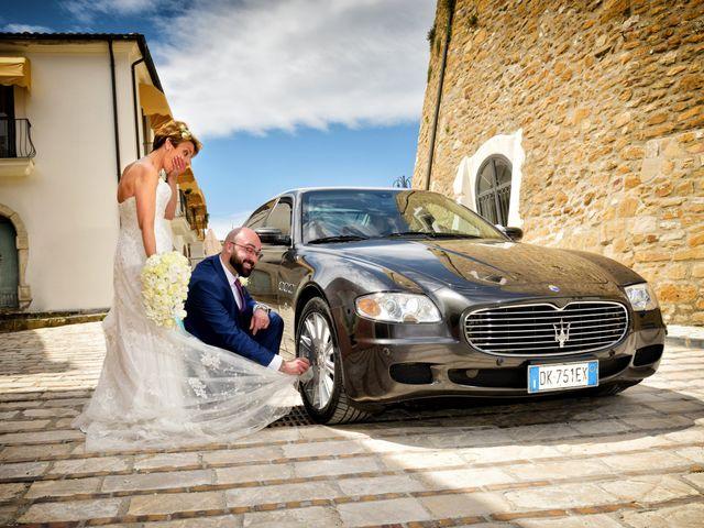 Il matrimonio di Mattia e Danielle a Apice, Benevento 33