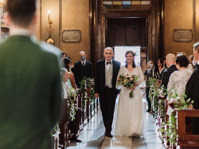 Il matrimonio di Adriano e Elena a Roma, Roma 9