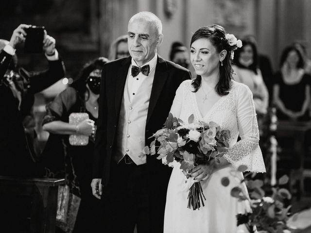 Il matrimonio di Adriano e Elena a Roma, Roma 12