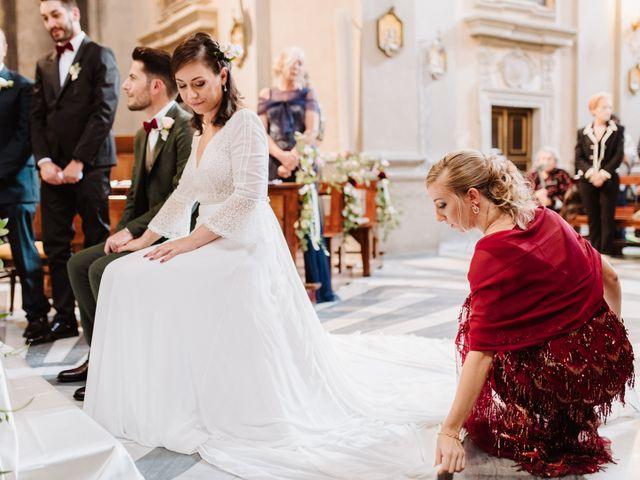 Il matrimonio di Adriano e Elena a Roma, Roma 17