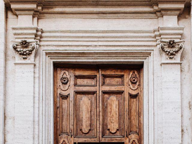 Il matrimonio di Adriano e Elena a Roma, Roma 19