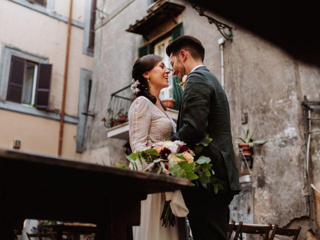 Il matrimonio di Adriano e Elena a Roma, Roma 22