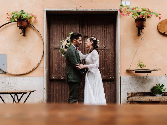 Il matrimonio di Adriano e Elena a Roma, Roma 23