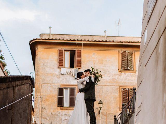 Il matrimonio di Adriano e Elena a Roma, Roma 26