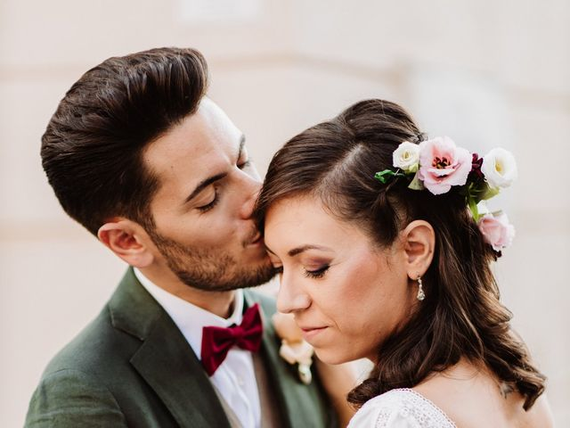 Il matrimonio di Adriano e Elena a Roma, Roma 28