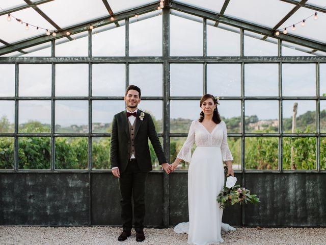 Il matrimonio di Adriano e Elena a Roma, Roma 38