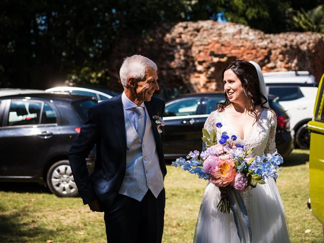 Il matrimonio di Alessio e Valeria a Piacenza, Piacenza 13