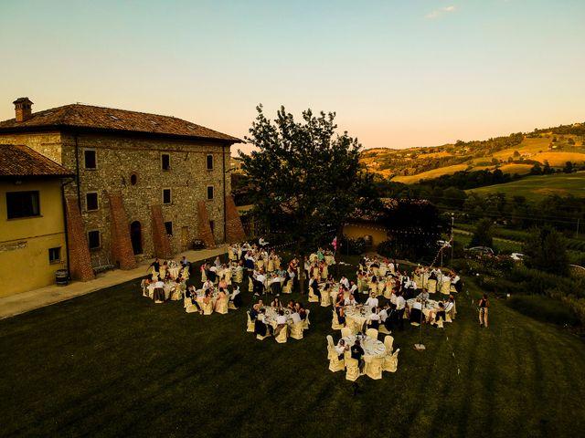 Il matrimonio di Alessio e Valeria a Piacenza, Piacenza 34