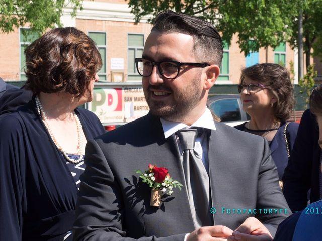 Il matrimonio di Cinzia e Davide a Ferrara, Ferrara 1