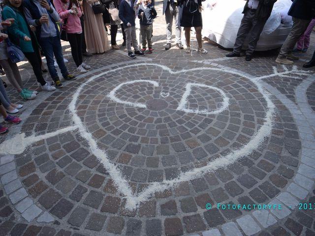 Il matrimonio di Cinzia e Davide a Ferrara, Ferrara 4