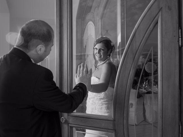 le nozze di Flavia e Emanuele