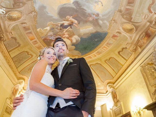 Pubblicazioni Matrimonio Romano Di Lombardia : Reportage di nozze orizzonte studio
