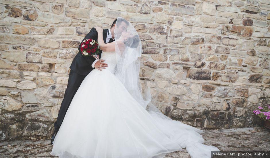 Il matrimonio di Daniele e Melina a Quartu Sant'Elena, Cagliari