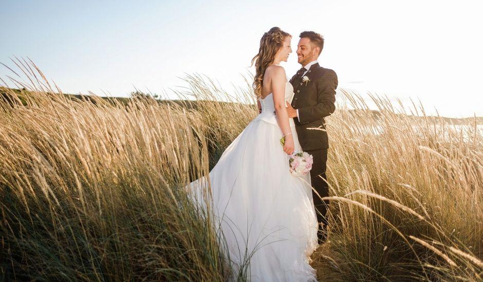 Il matrimonio di Andrea e Ilenia a Vasto, Chieti