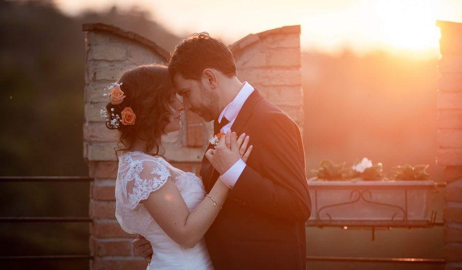 Il matrimonio di Gabriele e Sara a Bressana Bottarone, Pavia