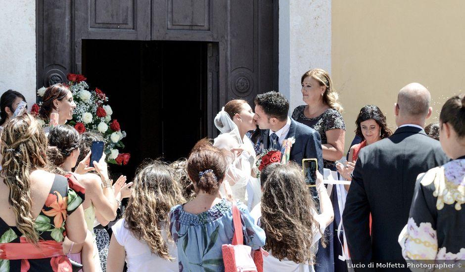 Il matrimonio di Giulio e Lucia a Bisceglie, Bari