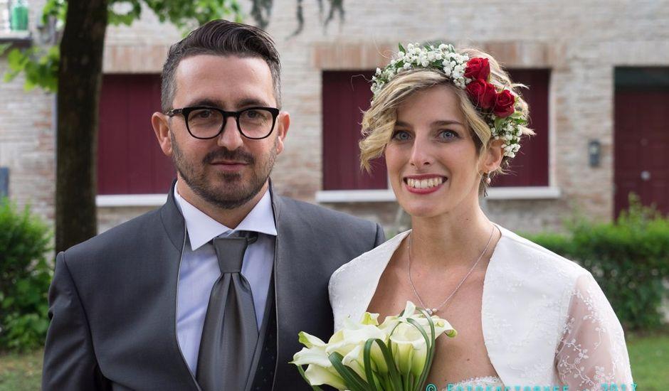 Il matrimonio di Cinzia e Davide a Ferrara, Ferrara