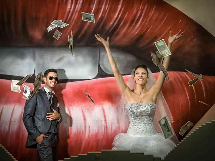 Le nozze di Elena e Gianluca