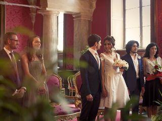 Le nozze di Karina e Diego 3