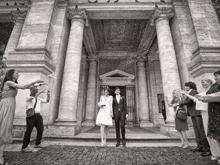 Le nozze di Karina e Diego