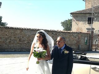 Le nozze di Bina e Daniele 1
