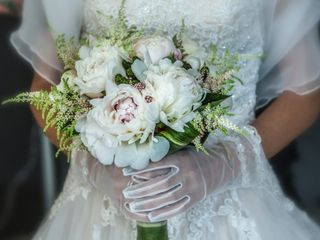 Le nozze di Jessica e Claudio 1