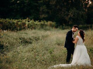 Le nozze di Desiree Andrea e Gaetano