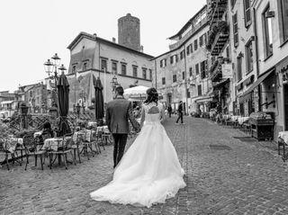 Le nozze di Tamara e Mirco