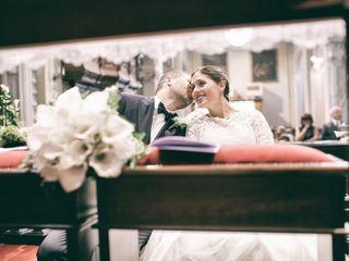 Le nozze di Raffaella e Klaus