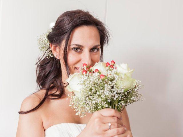 Il matrimonio di Marco e Claudia a Melegnano, Milano 18