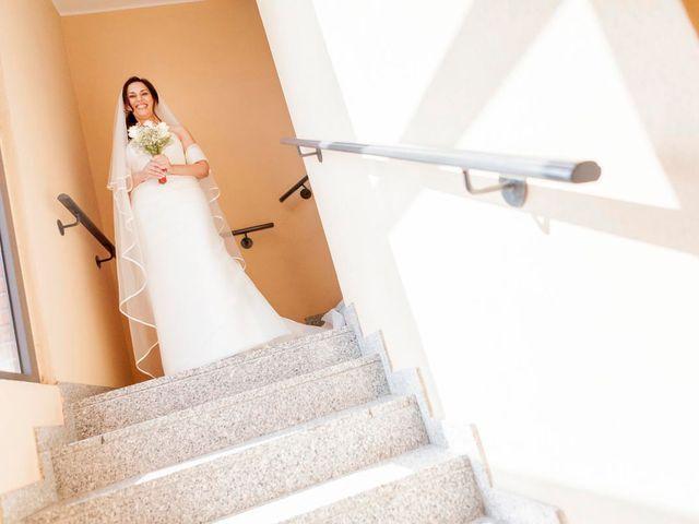 Il matrimonio di Marco e Claudia a Melegnano, Milano 35