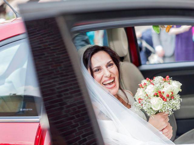 Il matrimonio di Marco e Claudia a Melegnano, Milano 36